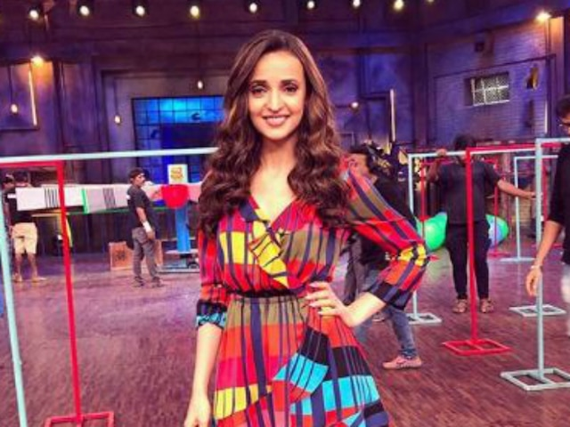 Khatra Khatra Khatra: 'Iss Pyaar Ko Kya Naam Doon' actress Sanaya Irani back on TV with Bharti Singh &Harsh Limbachiyaa's Colors show! See Pics!