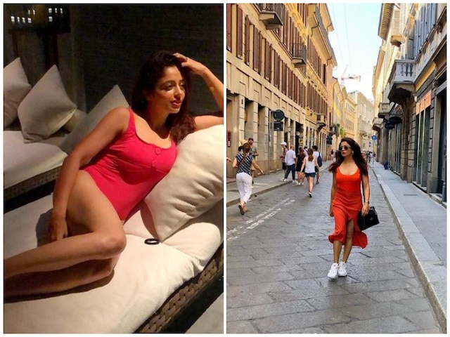 'Bigg Boss 12' contestant Nehha Pendse looks ravishing as she enjoys holiday in Italy! See PICS & VIDEO!
