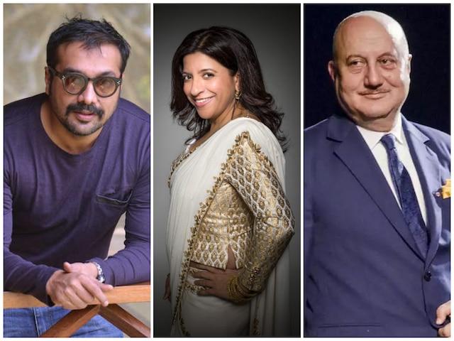 Anurag Kashyap, Anupam Kher, Zoya Akhtar among new Oscar Academy members