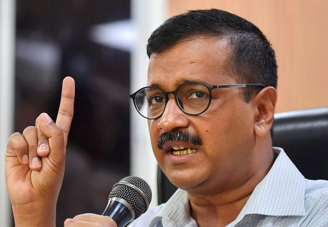 BJP Troubled With 'I Love Kejriwal' Campaign: AAP