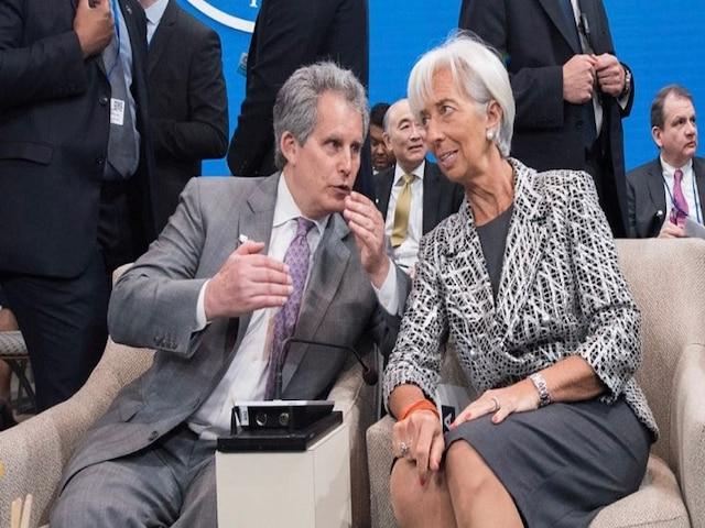 IMF board names American David Lipton as interim leader, replacing Lagarde