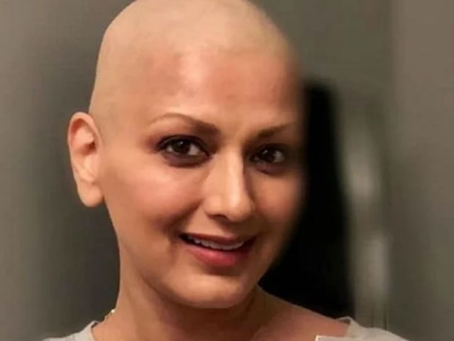 Sonali Bendre completes one year of fighting cancer