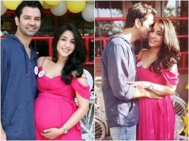 Barun Sobti & wife Pashmeen become parents, Iss Pyaa Ko Kya Naam Doon actor REVEALS name of Daughter and it's Sifat