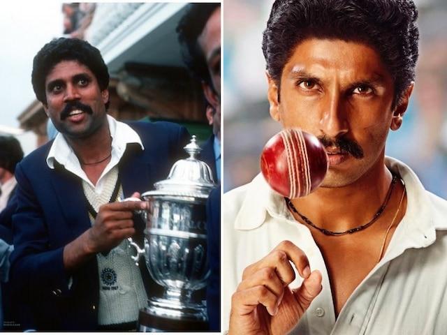 Ranveer Singh Shares His First Look As Kapil Dev From '83' On His Birthday!