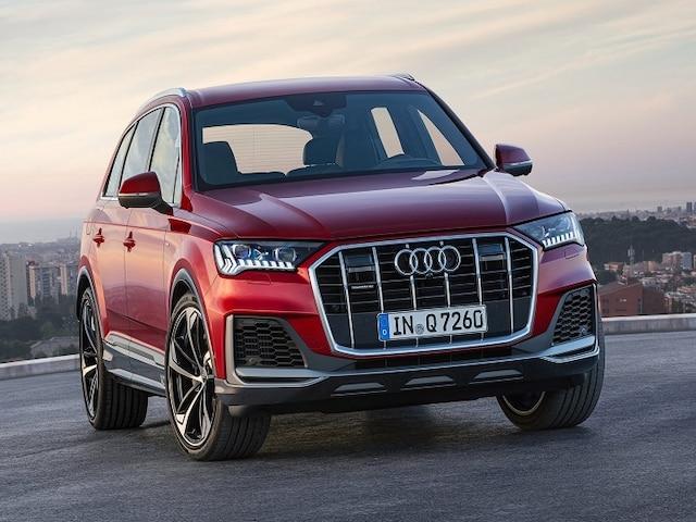 2020 Audi Q7 Facelift Unveiled