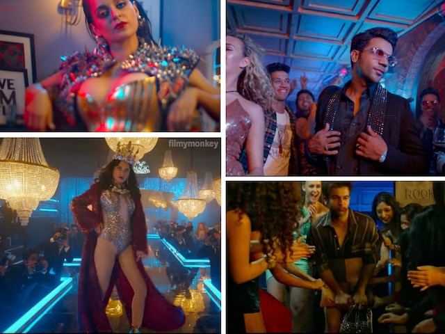 Judgementall Hai Kya FIRST SONG OUT: Kangana Ranaut, Rajkummar Rao channel their inner 'swag' in 'The Wakhra Song'