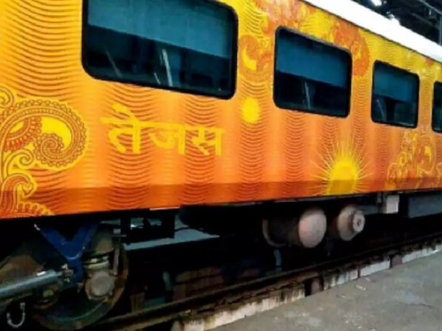 Tejas Is First Lucknow-Delhi Train To Be Run By Private Players