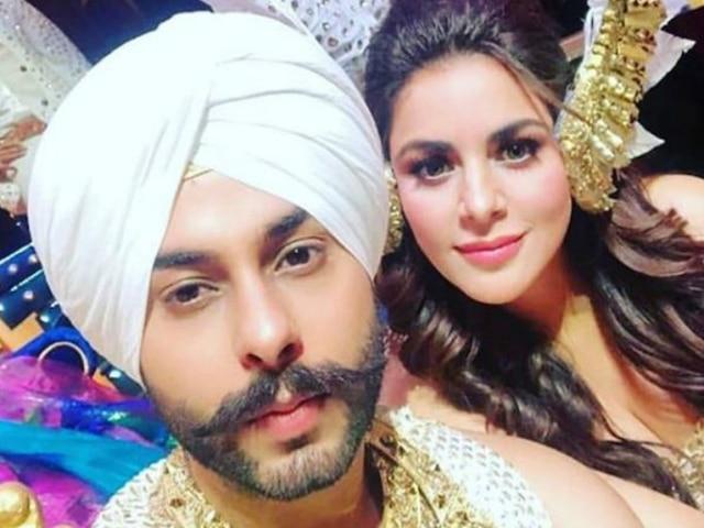 Nach Baliye 9: Ex Boyfriend Alam Makkar revealed as 'Kundali Bhagya' actress Shraddha Arya's 'Baliye'; Unseen Pic from sets goes viral!
