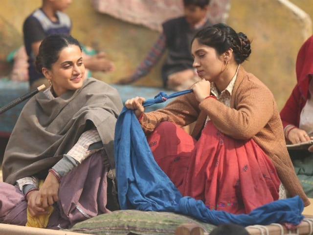 Taapsee Pannu-Bhumi Pednekar's 'Saand Ki Aankh' Teaser out with Hrithik Roshan's 'Super 30'!