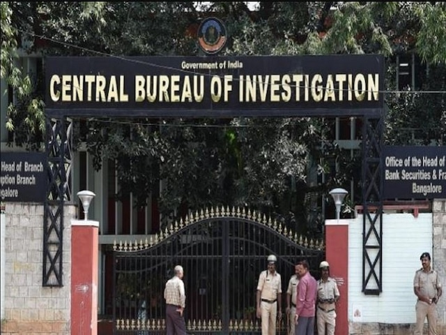 CBI Raids Bulandshahar DM Abhay Singh's Residence In Connection With Illegal Sand Mining Case