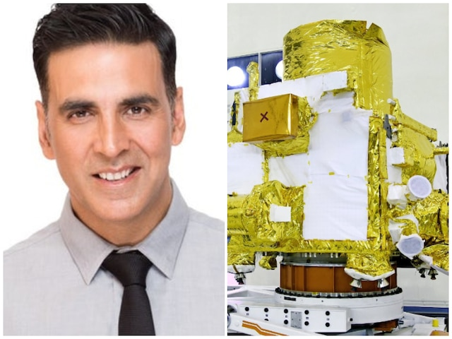 'Mission Mangal' Actor Akshay Kumar wishes luck to women scientists leading Chandrayaan-2 mission