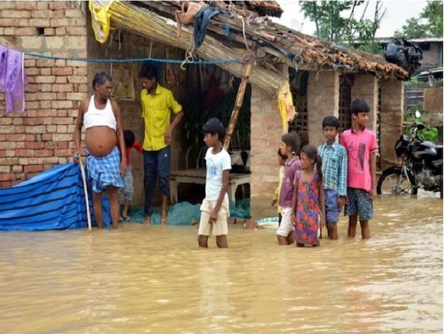 Bihar Floods: Situation Grim In Six Districts Due To Heavy Flooding; 18 Dead So Far