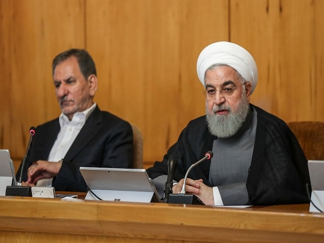Iran ready to hold talks with US if sanctions lifted: Rouhani