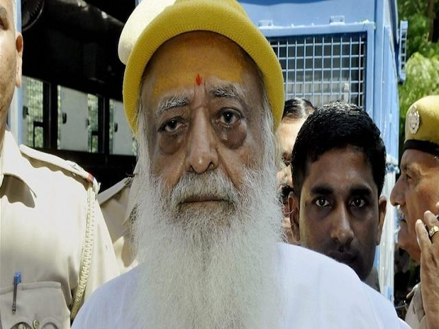 SC Dismisses Asaram Bapu's Bail Plea In Sexual Assault Case In Gujarat