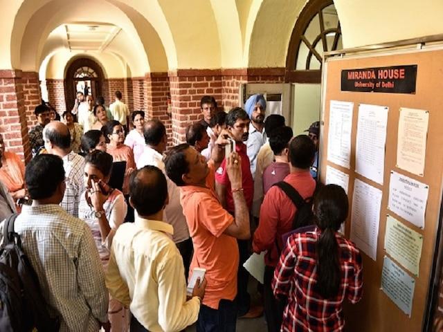 DU Admissions 2019: Delhi University Postpones Postgraduate Admissions, Revised Schedule On Thursday