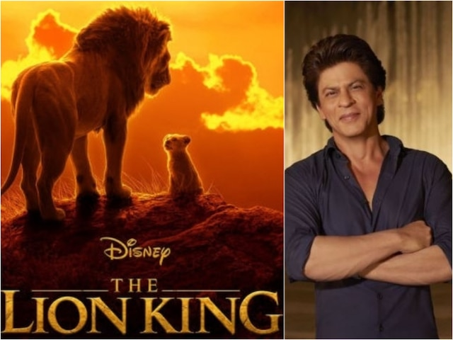 Shah Rukh Khan Reveals Why He saw 'The Lion King' 40 times
