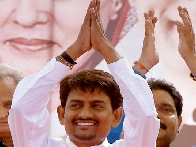 Alpesh Thakor, his aide to join Bharatiya Janta Party today