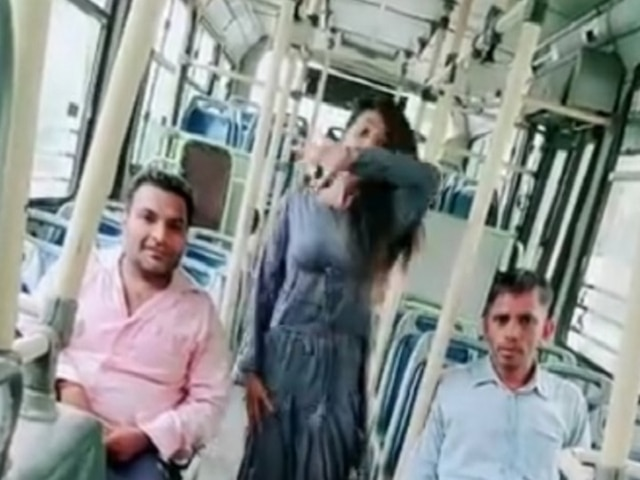 Tik Tok: DTC driver, conductor, marshal in trouble after video of girl dancing in bus goes viral