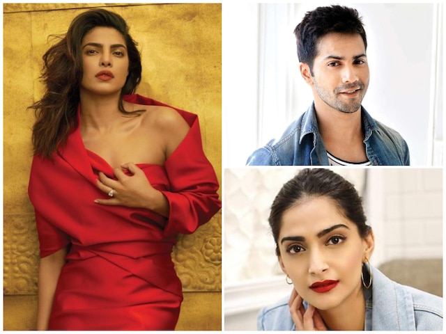 Happy Birthday Priyanka Chopra: Varun Dhawan, Sonam Kapoor, Alia Bhatt & Other Celebs Wish 'Desi girl' On Her 37th Birthday