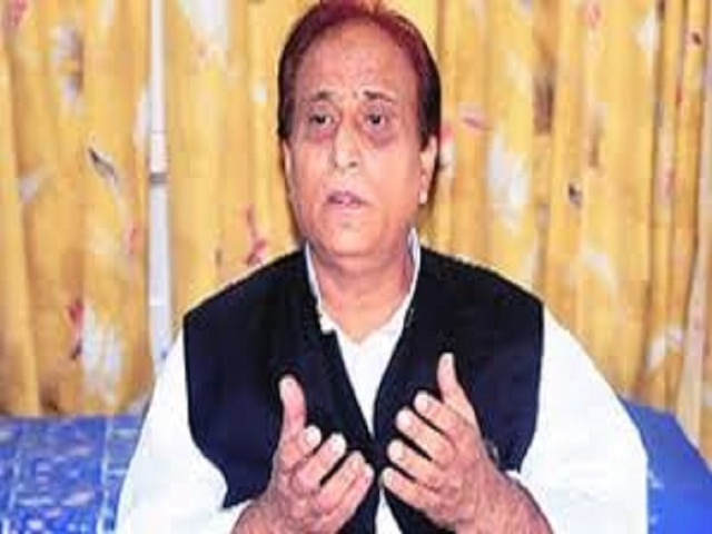 Eid Al adha Azam Khan Samajwadi Party emotional message to Rampur