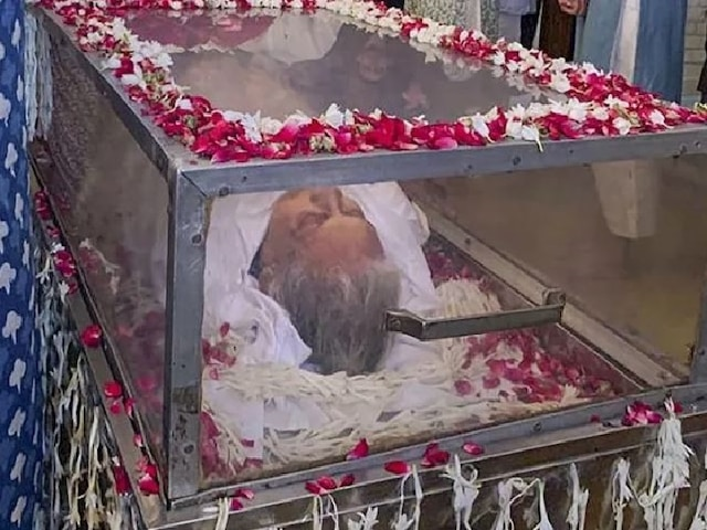 Sheila Dikshit passes away Former Delhi CM to be cremated today at 2 30 pm at Nigambodh Ghat