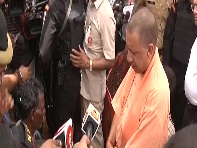 Sonbhadra Clash: UP CM Yogi Adityanath To Visit Village Today To Meet Families Of Victims