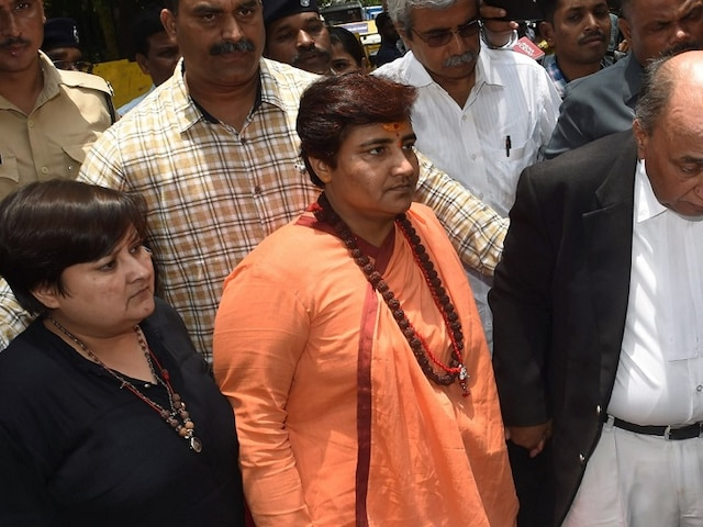 Sadhvi Pragya Singh Thakur, Bhopal MP, creates controversy, says