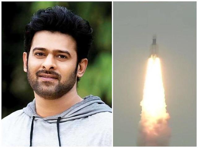 ISRO's Chandrayaan-2 named after Prabhas 'Bahubali', Actor Expresses Gratitude!