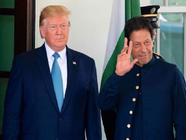 Pakistan Prime Minister Imran Khan To Meet Trump Twice During US Visit