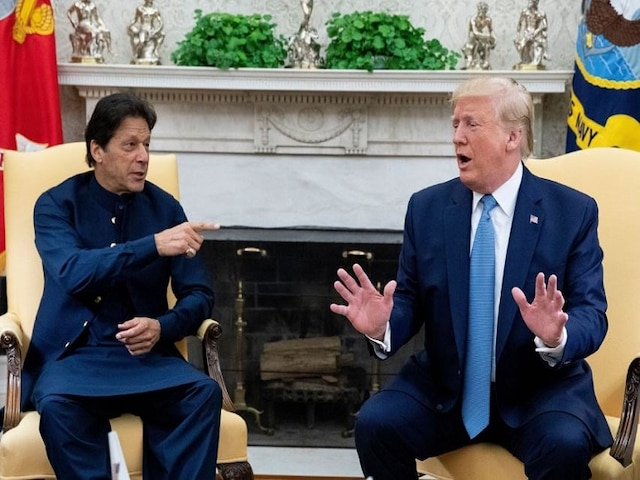 Trump-Khan Discuss Afghanistan, Terrorism In First Meeting: White House