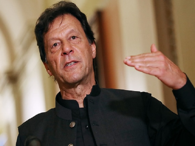 India, Pak Were 'Pretty Close' To Resolving Kashmir Issue During Vajpayee Regime: Imran Khan