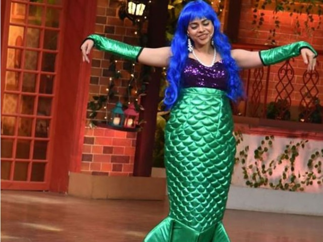 The Kapil Sharma Show: Sumona Chakravarti Turns Into A Mermaid