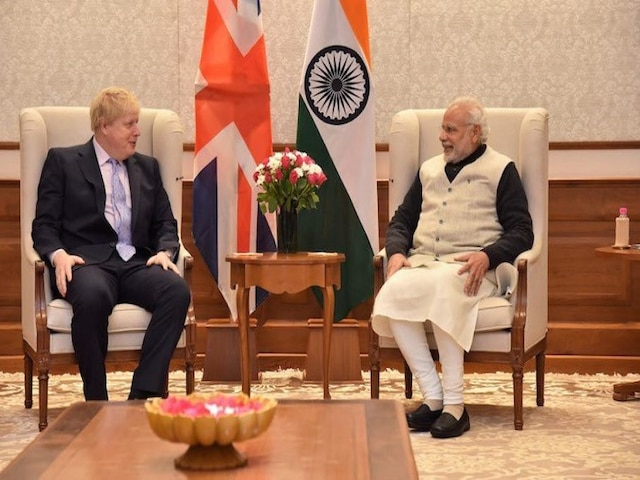 Boris Johnson Takes Charge As UK PM; PM Modi Wishes Him Success