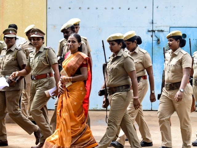 Rajiv Case Convict Nalini Out Of Jail On Parole For 30 Days