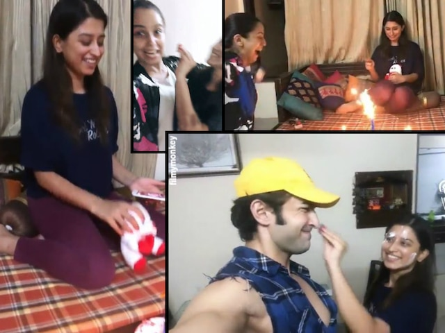 'Bigg Boss 12' contestant Somi Khan celebrates Birthday with co-contestants Rohit Suchanti and Srishty Rode