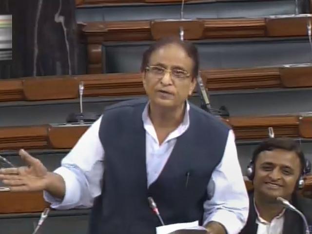 High Drama In Lok Sabha At Azam Khan's Remark On Chair; NCW, DCW Slam SP Leader