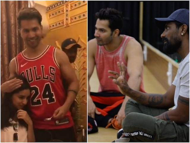 It's A Wrap For Varun Dhawan-Shraddha Kapoor's 'Street Dancer 3D', Actor Gets Emotional On Last Day Of Shoot