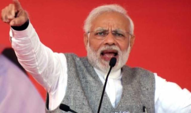 Kargil War Changed World's View About India: Modi