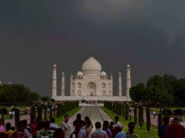 Monsoon In India: Massive Downpour Floods Low-Lying Areas in Agra