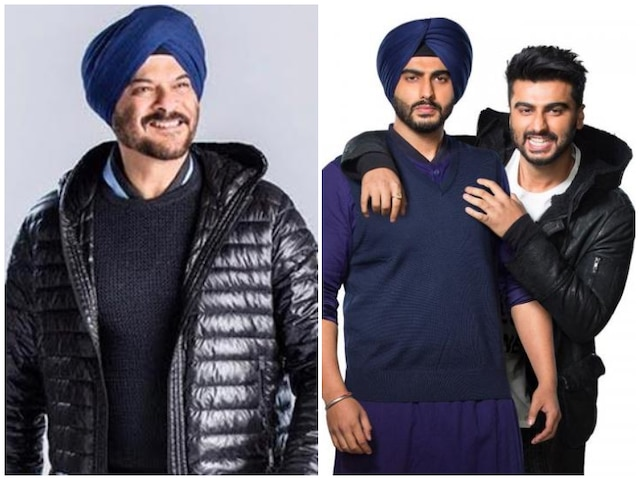 Anil Kapoor Celebrates 2 Years Of 'Mubarakan' With Team; Hints At Sequel! Watch Video!
