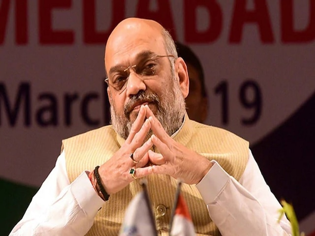 Home Minister Amit Shah and His Team of 16 Working on Kashmir, NRC