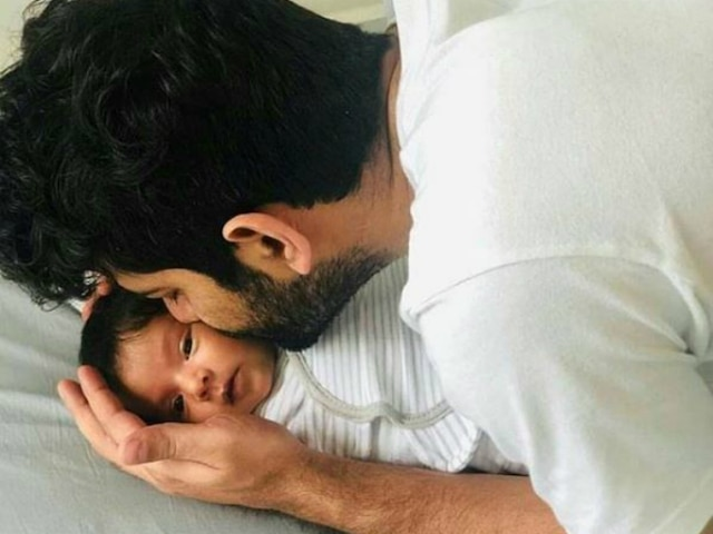 'Iss Pyaar Ko Kya Naam Doon' Actor Barun Sobti's Newborn Daughter Sifat's First Pictures Are Out!