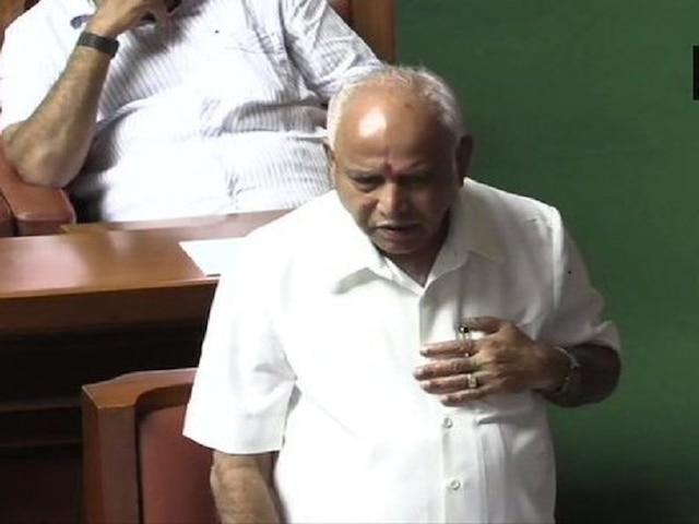 Yediyurappa wins trust vote Karnataka crisis BJP Kumaraswamy