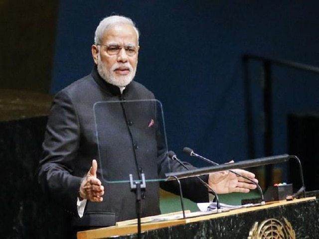 Narendra Modi to address United Nations General Assembly Session in United States