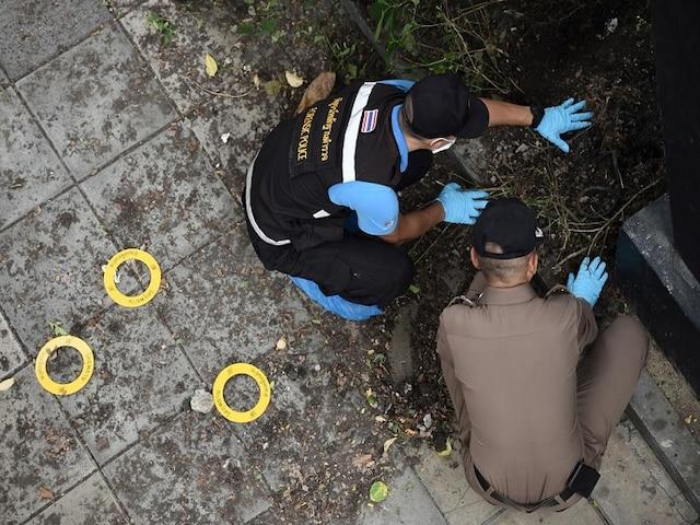 Bombs Rattle Bangkok During ASEAN Summit, Wounding Two