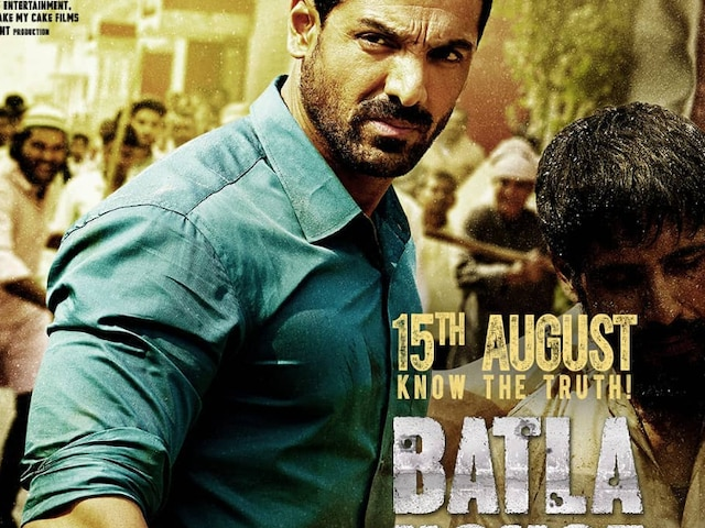 Batla House: Plea In HC To Postpone Release of John Abraham Film On Batla House Encounter