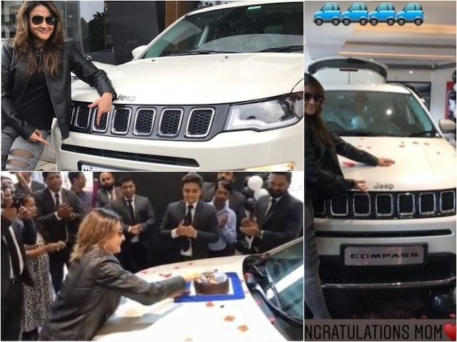 Nach Baliye 9: TV Actress Urvashi Dholakia Buys A Swanky New Car; Flaunts On Social Media!