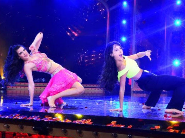 Nach Baliye 9: Natasa Stankovic & Nora Fatehi Set Stage On Fire With Their Dance Moves (See PICS)