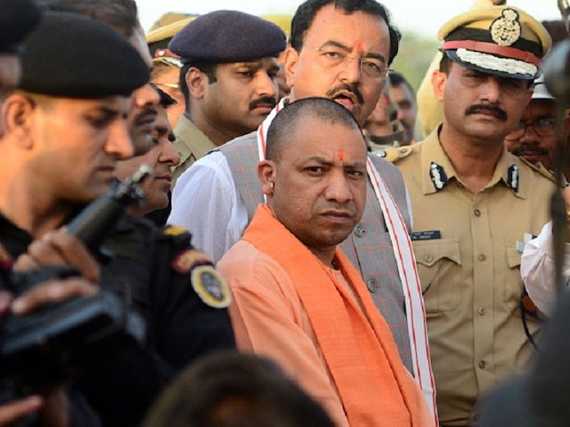 Sonbhadra Killings: Yogi Adityanath Removes DM, SP In Connection With Massacre Case; Revenue Officials Booked