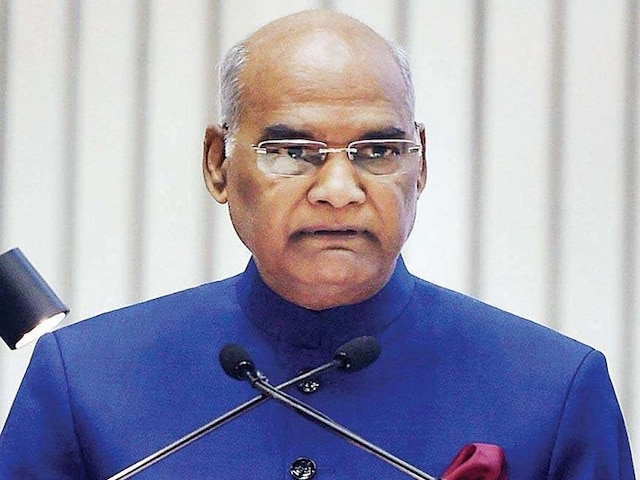 Pakistan Denies Entry To President Ram Nath Kovind's Plane In Its Airspace